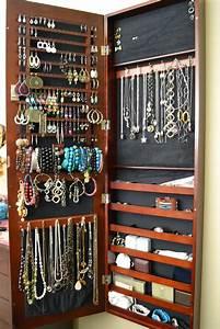 Jewelry, Storage, U0026, Organization