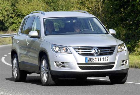 Volkswagen Tiguan Modification by Volkswagen Tiguan Trend Best Photos And Information