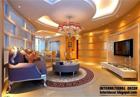 Suspended Ceiling Pop Designs For Living Room 2015
