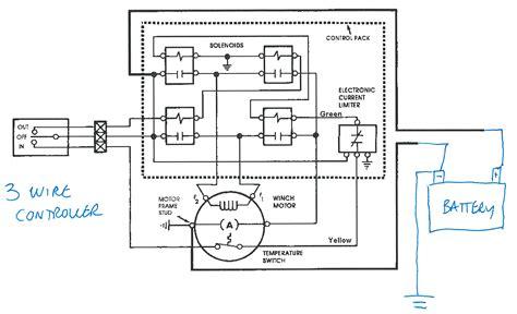 Warn Winch Wiring Diagram Gallery