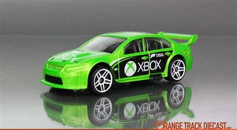 forza motorsport series ford falcon race car orange