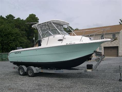 Sea Fox Walkaround Boats For Sale by Used Walkaround Sea Fox Boats For Sale Boats