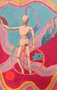 Art Teacher Creature: Emphasis drawings 2012