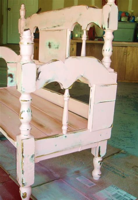 Bed Into Bench by Turn An Bed Frame Into A Bench Design Dazzle