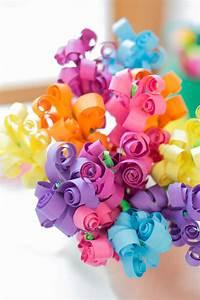 Blumen Aus Papier : diy blumen hyazinthen aus papier basteln trytrytry ~ Udekor.club Haus und Dekorationen