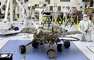 NASA Mars Rovers Spirit Opportunity