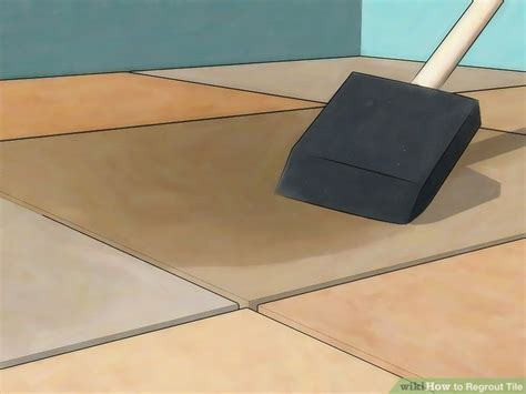 How to Regrout Tile: 13 Steps (with Pictures)   wikiHow