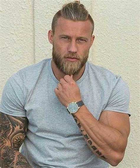 Hair and Beard Styles You Need to See   Mens Hairstyles 2017