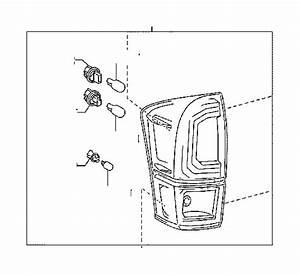 2017 Toyota Tacoma Socket  Socket  U0026 Wire  Front Side