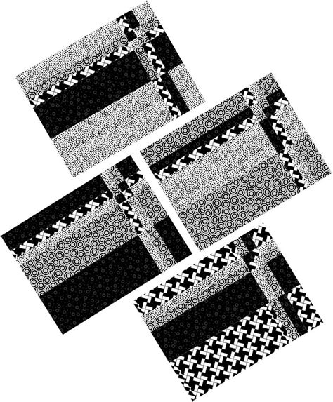 quilted placemats patterns quot take four quot placemats pattern