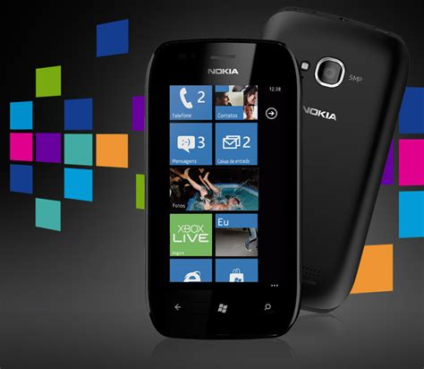 nokia lumia 710 come 231 a a receber update para o wp7 refresh not 237 cias techtudo