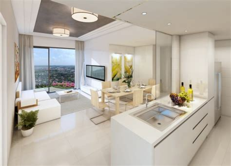 Condo Open Kitchen Design Kitchens Makeover Small