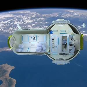 The World's First Commercial Space Station by Orbital ...