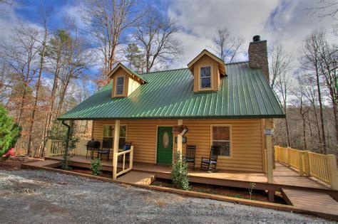 helen cabin rentals peaceful cabin serenity falls in helen ga
