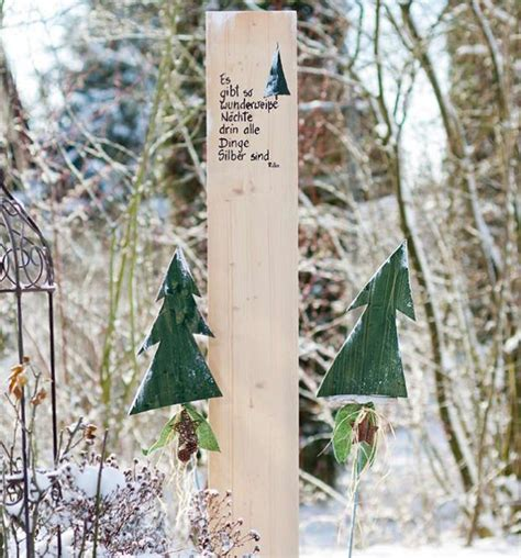 lenschirm selber machen stehle winterliche garten stelen topp bastelb 252 cher kaufen zuk 252 nftige projekte
