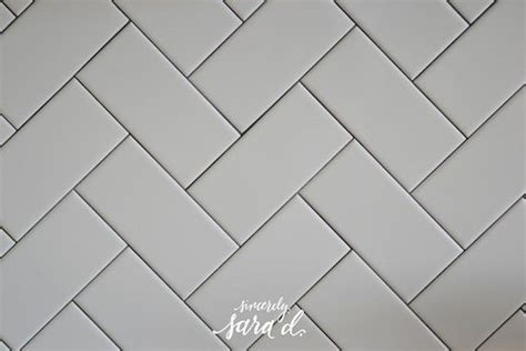 herringbone subway tile kitchen mini makeover subway tile sincerely d
