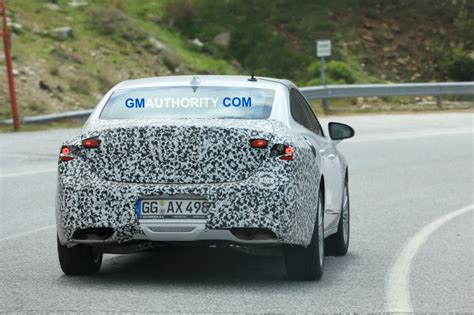 buick lacrosse refresh spied testing  europe gm authority