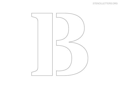 Best 25+ Large Letter Stencils Ideas On Pinterest