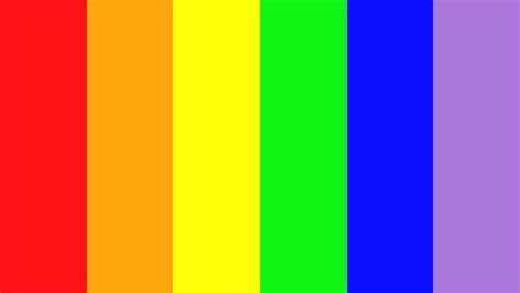 loopable colorful  background nice sliding rainbow