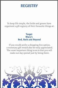 12 Best Images About Wedding Registry Wording Ideas On