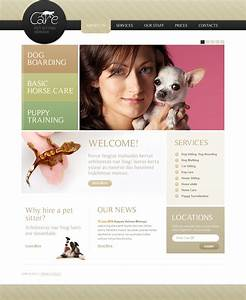 pet sitting website template 30396 With dog sitting sites