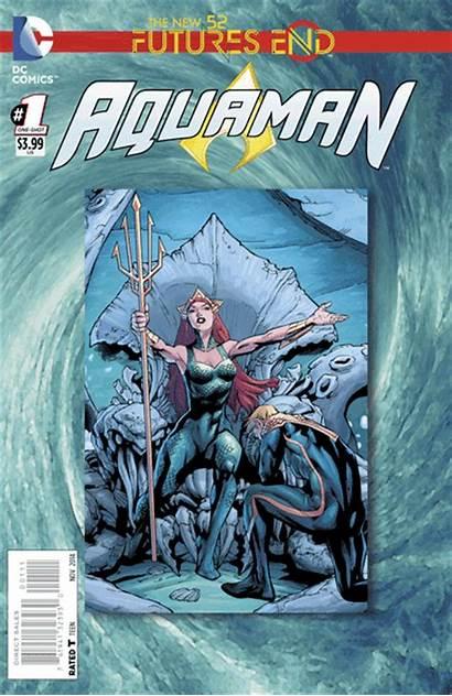 Futures End Aquaman Comics Dc Enlarge Motion