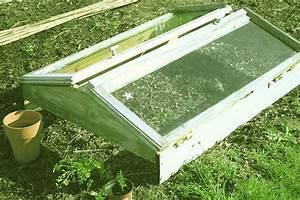 Fabriquer Une Serre En Bois : fabriquer une serre semis avec des fen tres de r cup ~ Melissatoandfro.com Idées de Décoration