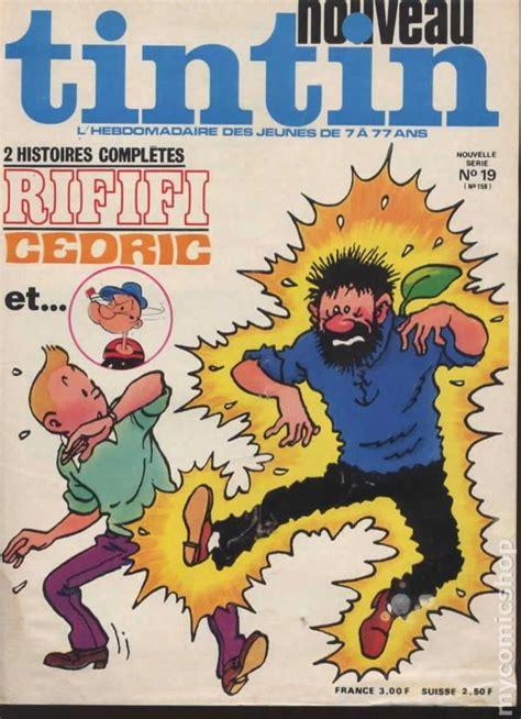 Tintin Nouveau Magazine (france) Comic Books