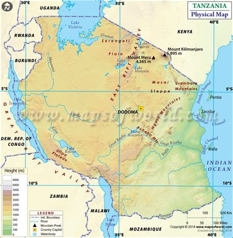 gis project images  pinterest tanzania