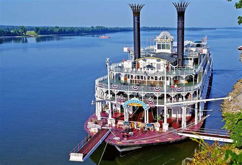 Steamboat Company by American Queen Steamboat Company Fahrplan Des Neuen