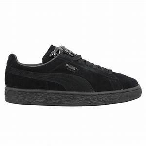 Basket Puma Noir Homme : puma basket jewels noir femme fanny chaussures ~ Melissatoandfro.com Idées de Décoration