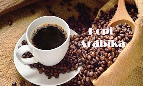 ciri khas kopi arabika buat  penikmat kopi sejati