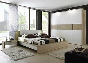 Modele De Chambre A Coucher Moderne : visuel modele chambre a coucher moderne ~ Melissatoandfro.com Idées de Décoration