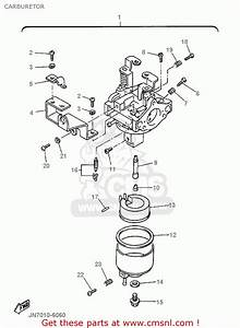 Cart Wiring Diagram Yamaha Jn 4