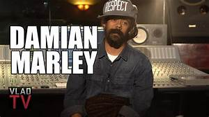 """Damian Marley on Growing Dreads for 22 Years, """"They Drag ..."""