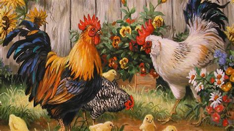 chicken family diamond painting kit cm  cm ohsocrafty