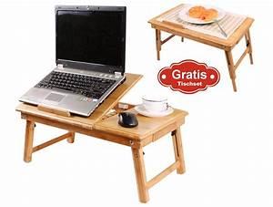 Table Pour Lit : ides de petite table pour ordinateur portable galerie dimages ~ Dode.kayakingforconservation.com Idées de Décoration