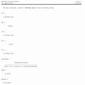 übertragungsfunktion Berechnen : oszillator ~ Themetempest.com Abrechnung