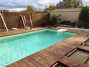 photo terrasse bois piscine free terrasse bois piscine With lovely photo terrasse bois piscine 3 terrasses en bois
