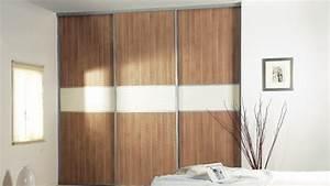 realiser une armoire encastree a portes coulissantes With realiser une porte coulissante