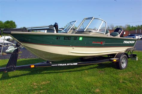 Used Boats Ny by Used Tracker Boats For Sale In New York Boats