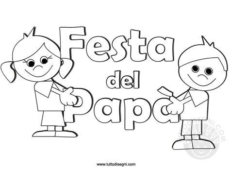 scritta festa del papa  disegni tuttodisegnicom