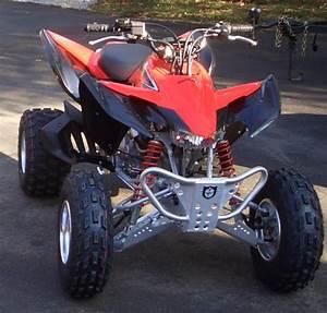 Finally Got It   Red 08 400ex
