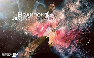 Brandon Jennings Pistons 2016 1920×1200 Wallpaper ...