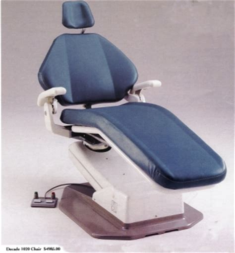 Adec Dental Chair Model 1005 by Adec Decade 1015 And 1020 Plus Upholstery Only From Uph Pkg