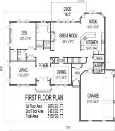 5 bedroom house plans 2 story 5 bedroom 2 story 5000 sq ft house floor plans and brick chicago peoria springfield