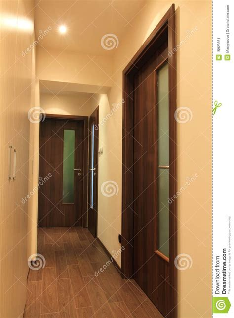 apartment hall stock image image  house domestic