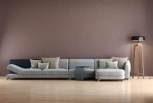 choisir la bonne couleur de peinture pour chaque piece With couleur pour mur salon