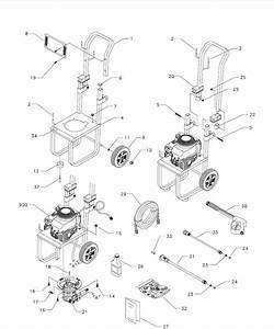Briggs  U0026 Stratton Pressure Washer 01811