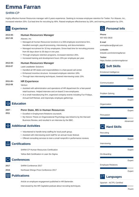 short  engaging pitch   engineering resume sample   guide